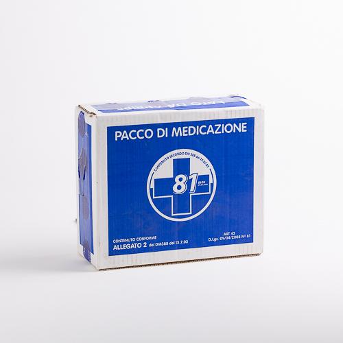 RICARICA CASSETTA  PRONTO SOCCORSO GREEN 388 SMALL- SINO A 2 ADDETTI